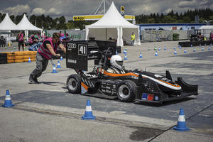Formula Student Germany 2015