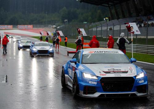 Audi Sport TT Cup Spielberg 2015