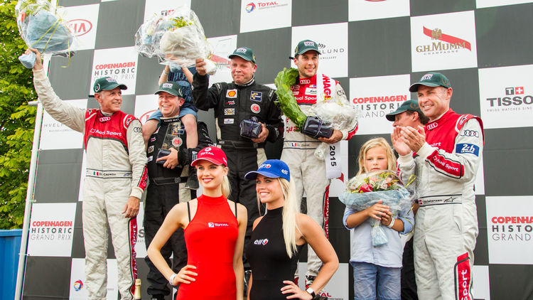 Copenhagen Historic Grand Prix 2015