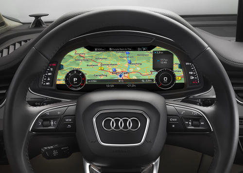 AUDI AG, BMW Group and Daimler AG agree with Nokia Corporation on joint acquisition of HERE digital mapping business