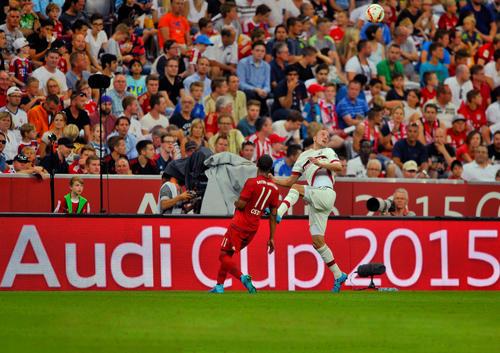 Audi Cup 2015