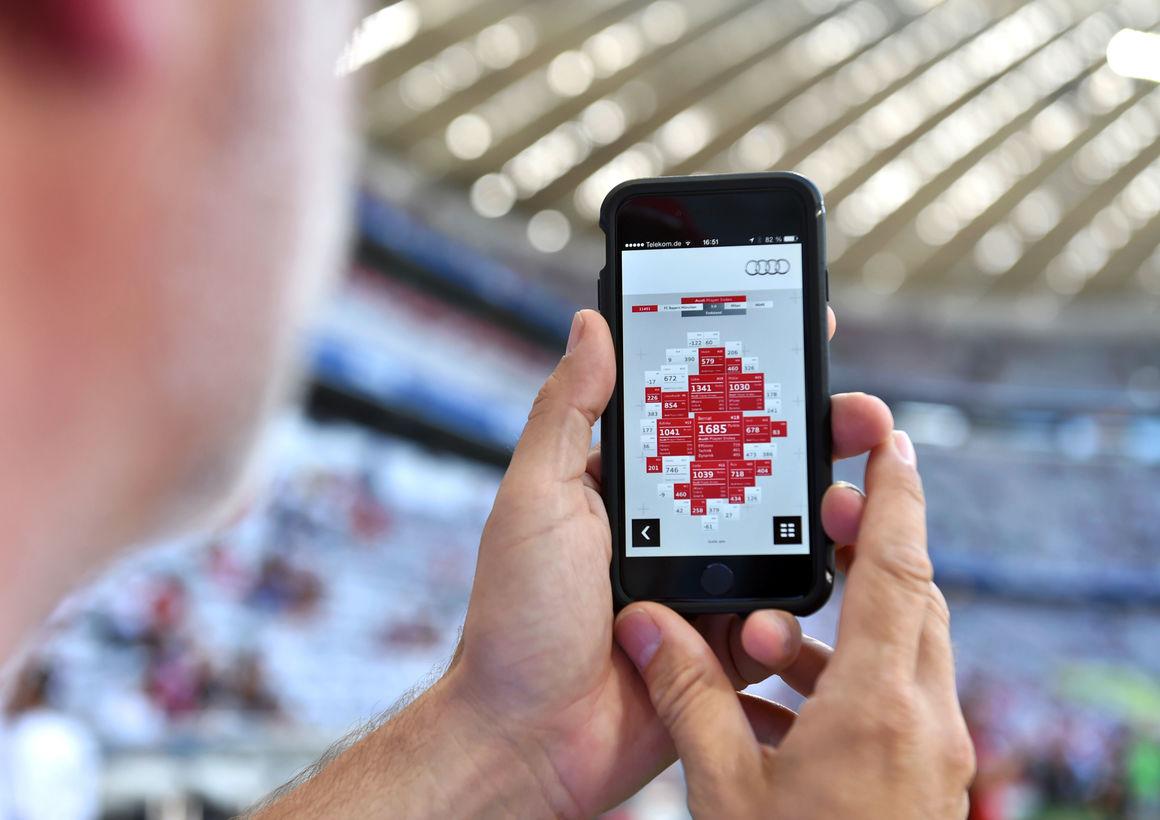 Risultati immagini per audi player index app