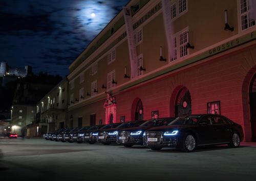 Audi Night: Gesellschaftlicher Höhepunkt der Salzburger Festspiele