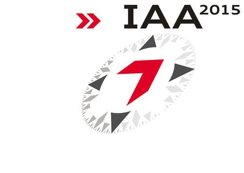 Audi at the IAA 2015
