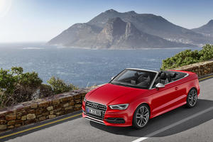 AUDI AG: U.S. sales up one-fifth in July