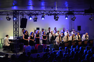 Jazz im Audi Forum Ingolstadt - Munich Swing Orchestra & The Funny Valentines