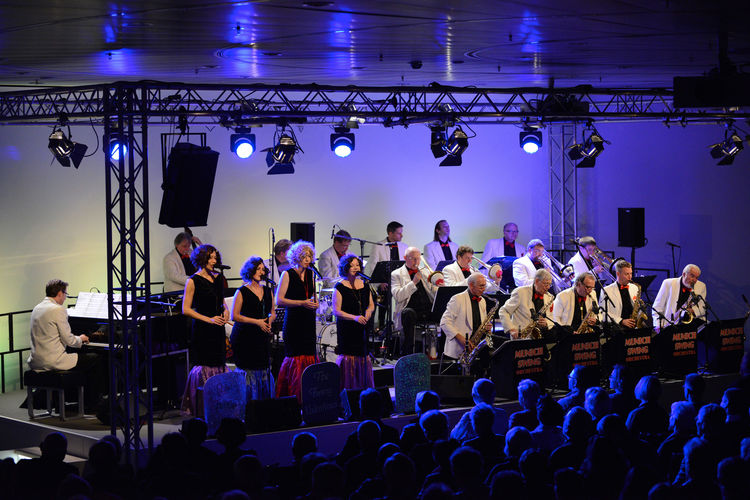 Jazz im Audi Forum Ingolstadt - Munich Swing Orchestra & The Funny Valentines