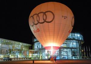 Audi museum mobile - Nacht der Museen