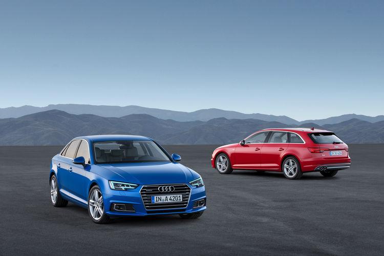 Audi A4 2.0 TFSI quattro, Audi A4 Avant 3.0 TDI quattro