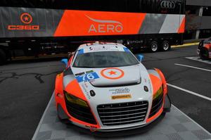 Audi of America, Veranstaltung Herndon