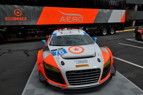Audi of America, Herndon event