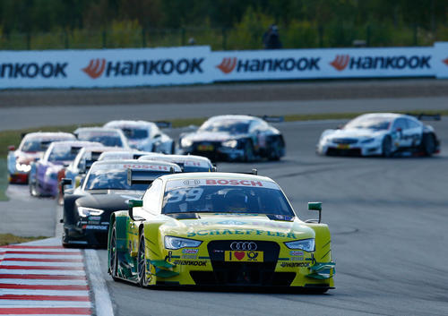 DTM Moscow 2015