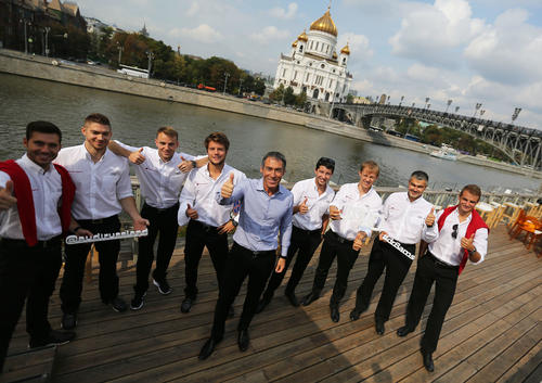 DTM Moskau 2015