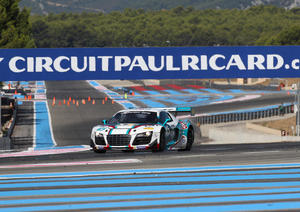 Audi R8 LMS #45 (AB Sport Auto), Franck Thybaud/Thierry Proust
