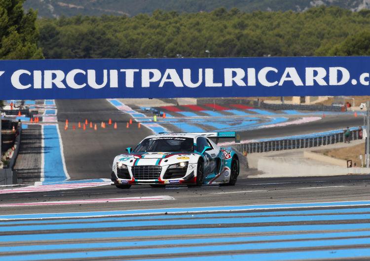 Audi R8 LMS #45 (AB Sport Auto), Franck Thybaud/Thierry Proust