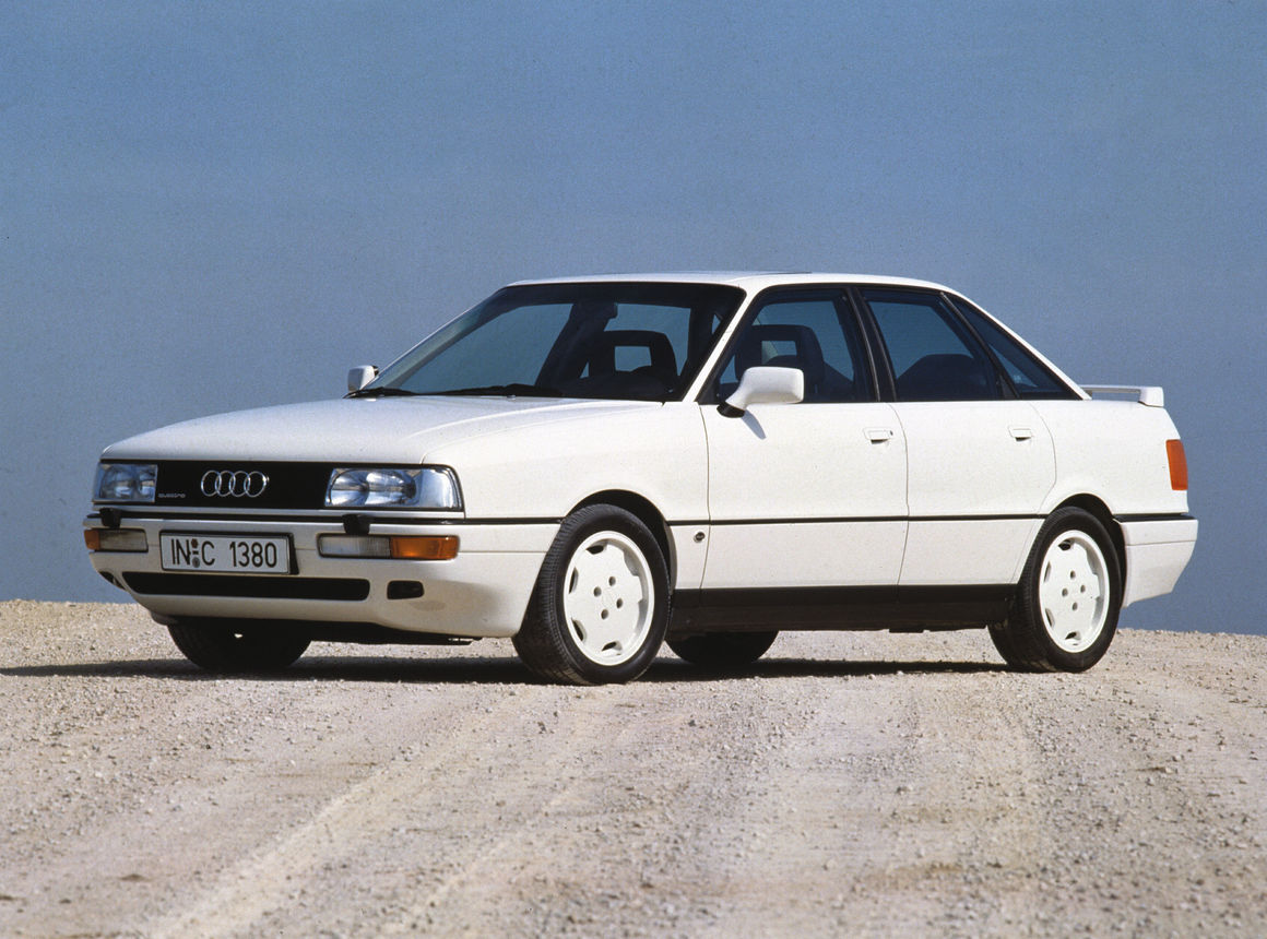 Kekurangan Audi 90 Quattro Spesifikasi