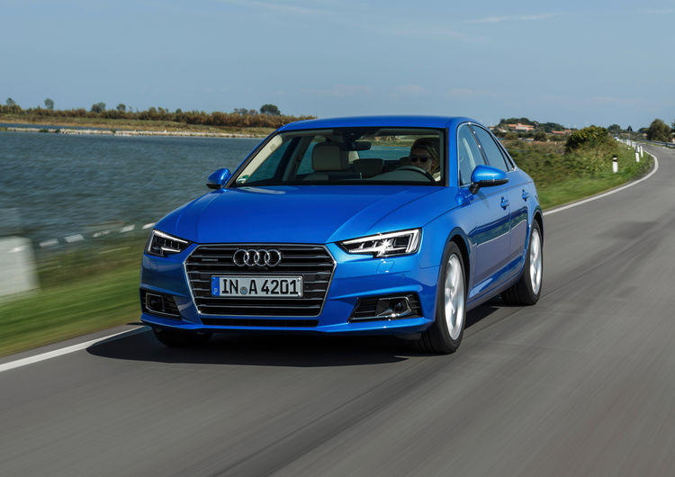 Audi A Wins Car Of The Year For In UKs What Car Awards - Audi car year
