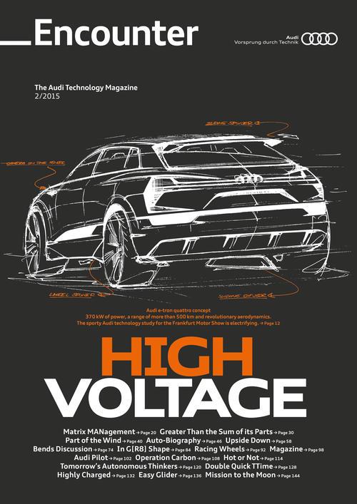 Encounter – The Audi Technology Magazine 2/2015