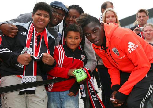 FC Ingolstadt 04 besucht Audi