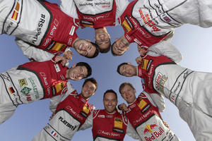 Audi in three events at DTM opener