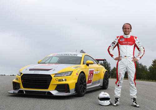 Audi Sport TT Cup VIP-Test Groß Dölln (Guest drivers Oschersleben)