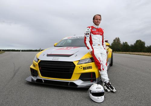 Audi Sport TT Cup VIP-Test Groß Dölln (Gaststarter Oschersleben)