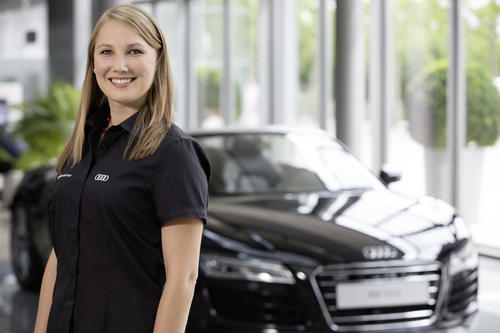 Audi is the preferred address: top places in German employer rankings