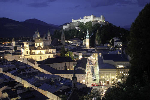 Audi and the Salzburg Festival 20 years of strong partnership