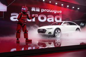 Auto Shanghai 2015