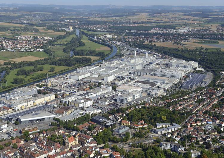 AUDI AG Neckarsulm Site