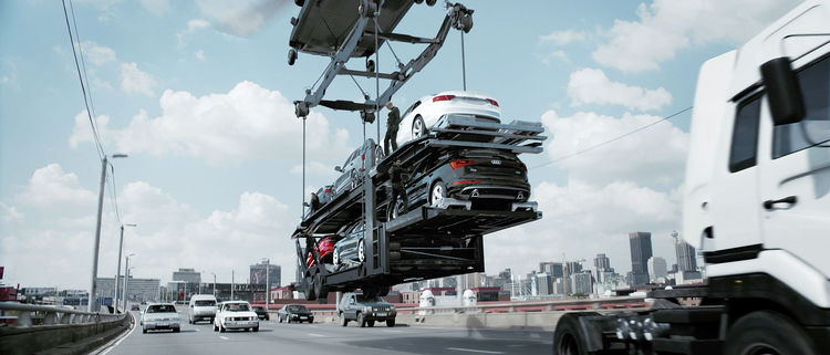 Audi S line style: großes Kino für die Straße