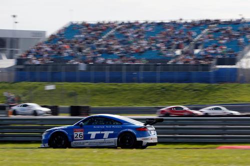 Audi Sport TT Cup Oschersleben 2015