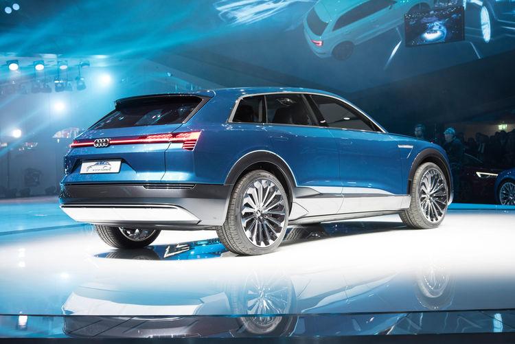 Audi auf der Internationalen Automobilausstellung (IAA) in Frankfurt