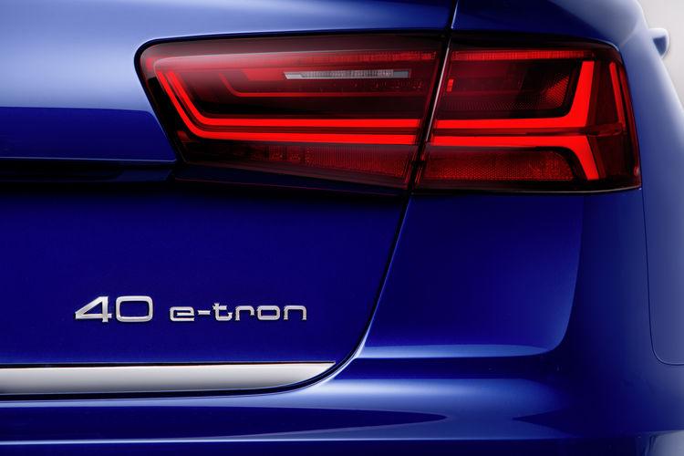 Audi A6 L e-tron (Angebot im chinesischen Markt)