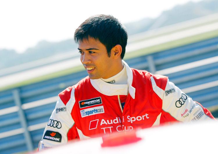 Audi Sport TT Cup VIP-Test Neuburg (Guest drivers Nürburgring)