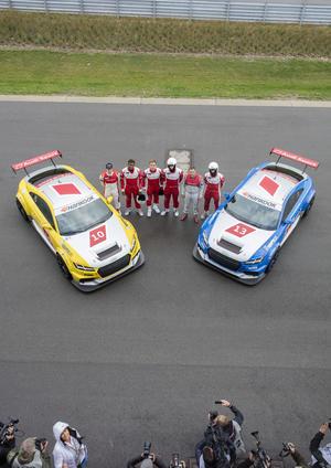 Neue Audi-Modelle für den FC Bayern