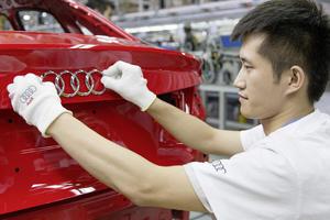 Audi in Foshan
