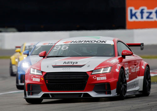 Audi Sport TT Cup Nürburgring 2015