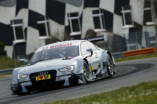 Audi vor spannender DTM-Saison 2015