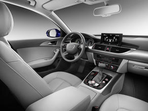 Audi A6 L e-tron (offer on the Chinese market)