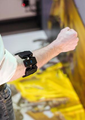 Audi testet Gestensteuerung für die virtuelle Montage