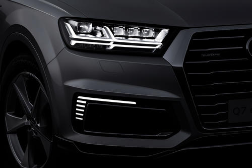 Audi Q7 e-tron 2.0 TFSI quattro (offer on the Chinese market)