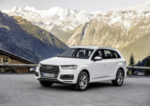 Audi increases sales in September