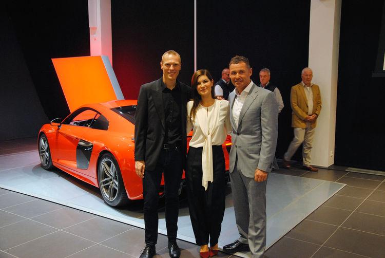 Eskild Ebbesen, Pernille Rosendahl, Tom Kristensen
