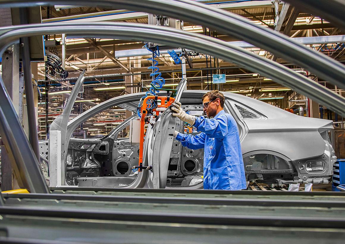 Audi starts production in Brazil