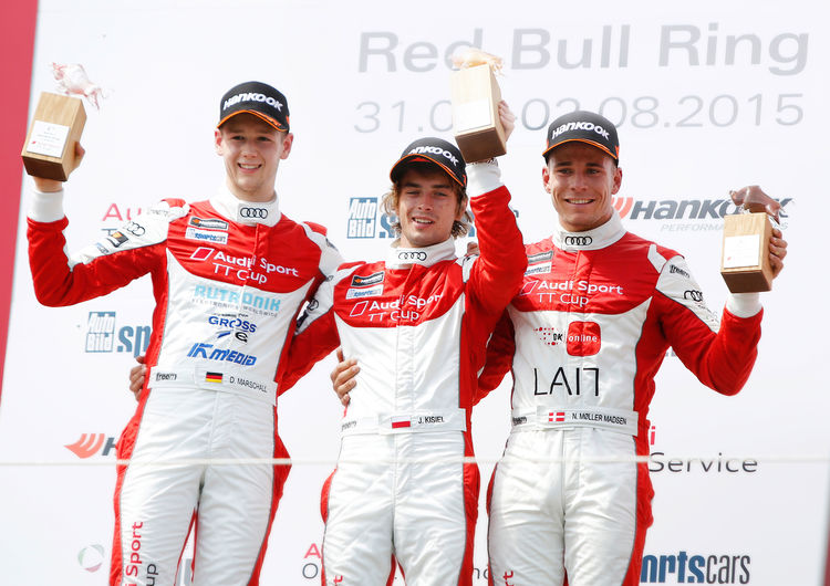 Audi Sport TT Cup, Spielberg