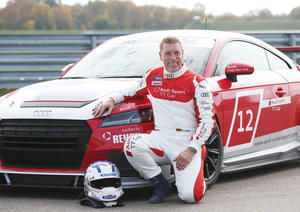 Audi Sport TT Cup VIP-Test Neuburg (Gaststarter TT Cup Finale Hockenheim)