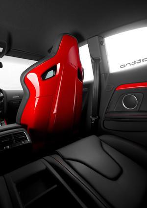 Audi A5 DTM selection