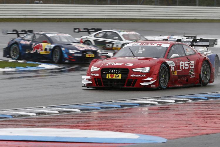 Audi stellt auch das beste DTM-Team 2013
