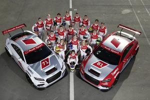 Starter Audi Sport TT Cup